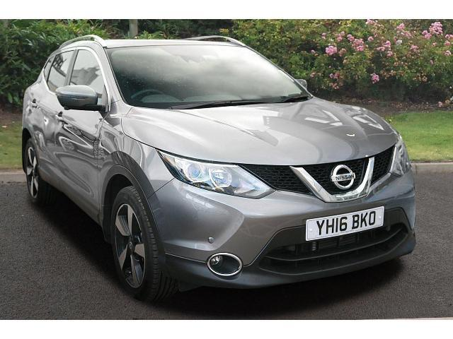 used nissan qashqai 1 2 dig t n connecta 5dr xtronic. Black Bedroom Furniture Sets. Home Design Ideas