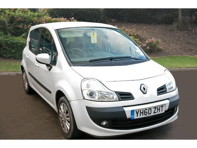 used renault grand modus 1 5 dci 86 dynamique 5dr qs5 diesel hatchback for sale bristol street. Black Bedroom Furniture Sets. Home Design Ideas