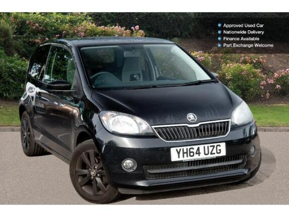 used skoda citigo 1 0 mpi black edition 3dr petrol hatchback for sale bristol street motors. Black Bedroom Furniture Sets. Home Design Ideas