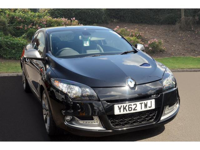 used renault megane 2 0 dci 160 gt line tomtom 3dr diesel coupe for sale bristol street motors. Black Bedroom Furniture Sets. Home Design Ideas
