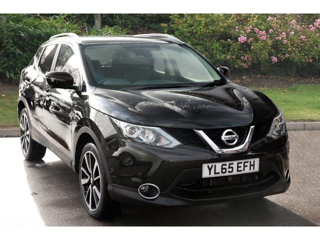 used nissan qashqai 1 6 dci tekna 5dr xtronic diesel hatchback for sale bristol street motors. Black Bedroom Furniture Sets. Home Design Ideas