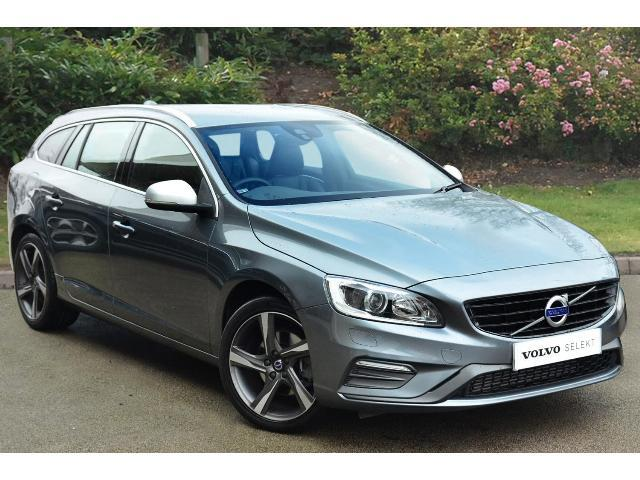 used volvo v60 d4 190 r design lux nav 5dr geartronic diesel estate for sale bristol street. Black Bedroom Furniture Sets. Home Design Ideas