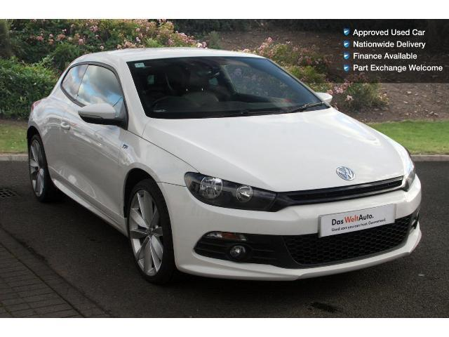 used volkswagen scirocco 2 0 tdi 170 r line 3dr diesel coupe for sale bristol street motors. Black Bedroom Furniture Sets. Home Design Ideas