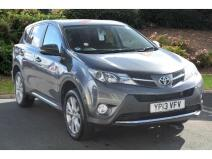 Toyota Rav 4 2.2 D-4D Icon 5Dr Diesel Estate