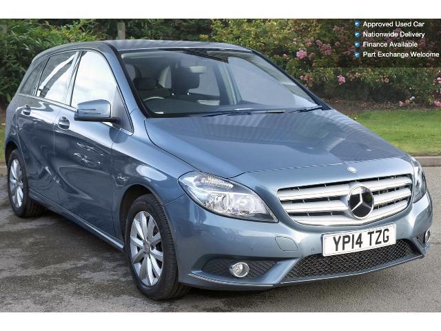 Book a used mercedes benz b class b200 cdi blueefficiency for Mercedes benz b200 aftermarket parts