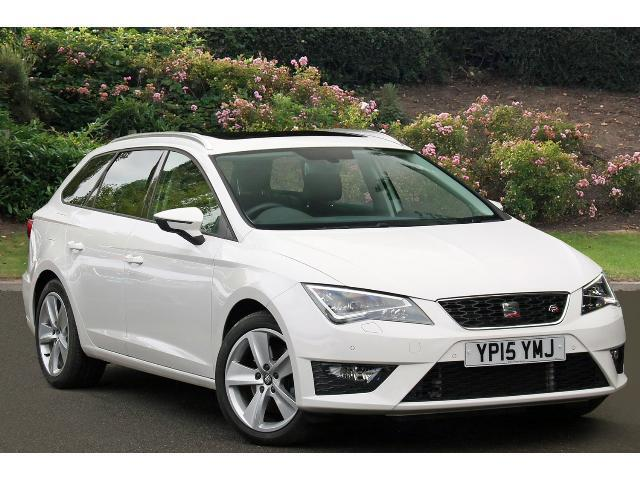 used seat leon 2 0 tdi 184 fr 5dr technology pack diesel estate for sale bristol street motors. Black Bedroom Furniture Sets. Home Design Ideas