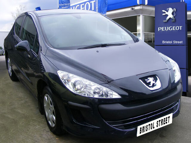used peugeot 308 1 4 vti urban 5dr petrol hatchback for sale bristol street motors. Black Bedroom Furniture Sets. Home Design Ideas