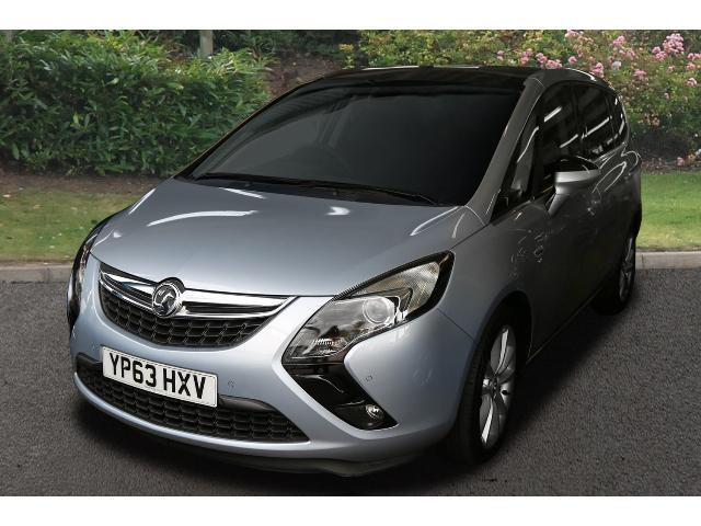 used vauxhall zafira tourer 2 0 cdti 165 elite 5dr auto diesel estate for sale bristol. Black Bedroom Furniture Sets. Home Design Ideas