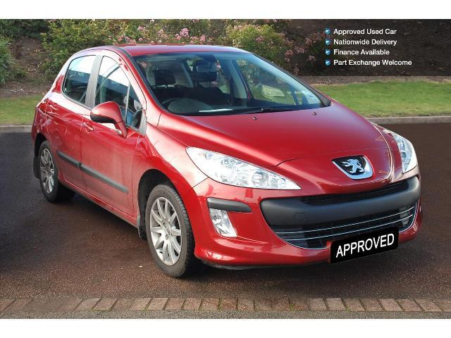 used peugeot 308 1 4 vti verve 5dr petrol hatchback for sale bristol street motors. Black Bedroom Furniture Sets. Home Design Ideas
