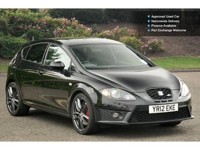 used seat leon 2 0 tsi cupra r 265 5dr petrol hatchback for sale bristol street motors. Black Bedroom Furniture Sets. Home Design Ideas