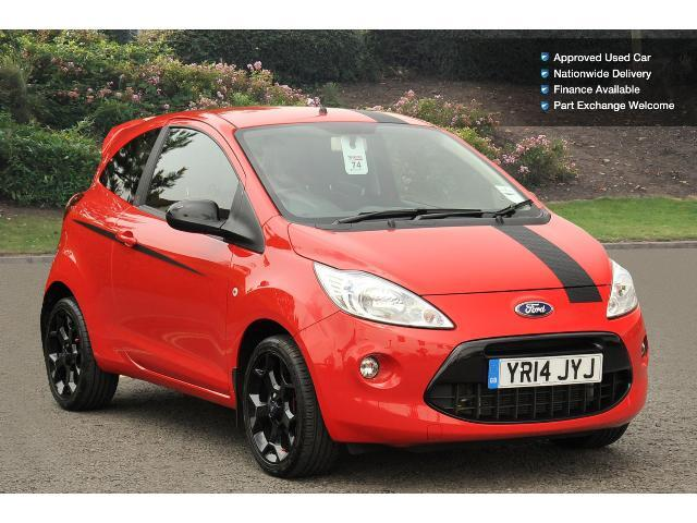 used ford ka 1 2 grand prix iii 3dr start stop petrol. Black Bedroom Furniture Sets. Home Design Ideas