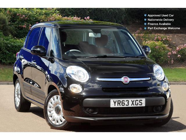 used fiat 500l 1 4 easy 5dr petrol hatchback for sale. Black Bedroom Furniture Sets. Home Design Ideas