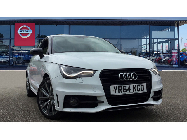 used audi a1 1 4 tfsi s line style edition 3dr petrol hatchback for sale bristol street motors. Black Bedroom Furniture Sets. Home Design Ideas