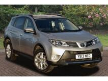 Toyota Rav 4 2.2 D-Cat Invincible 5Dr Auto Diesel Estate