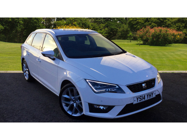 enquire on a used seat leon 2 0 tdi 184 fr 5dr technology pack diesel estate bristol street. Black Bedroom Furniture Sets. Home Design Ideas