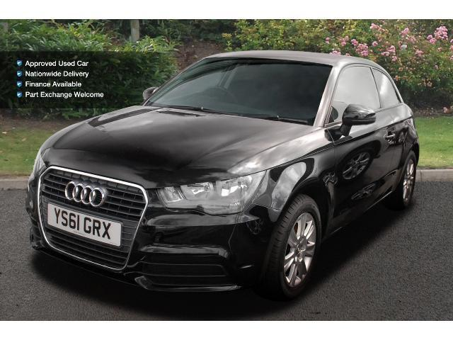 used audi a1 1 6 tdi se 3dr diesel hatchback for sale bristol street motors. Black Bedroom Furniture Sets. Home Design Ideas