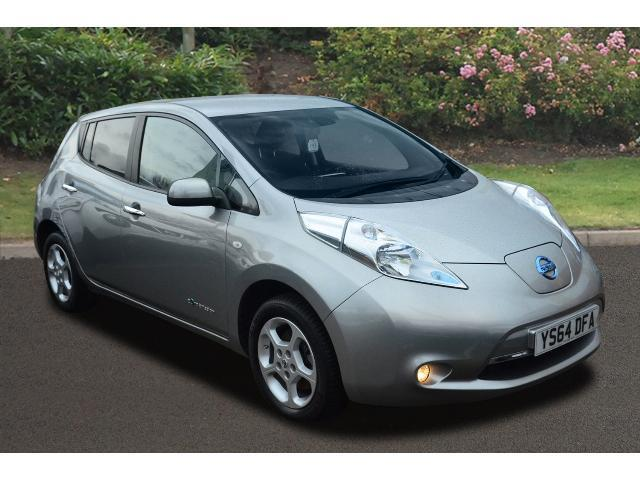 used nissan leaf acenta 5dr auto electric hatchback for. Black Bedroom Furniture Sets. Home Design Ideas