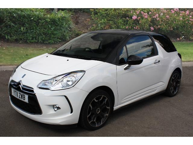 used citroen ds3 1 6 vti 16v dstyle plus 3dr petrol hatchback for sale bristol street motors. Black Bedroom Furniture Sets. Home Design Ideas