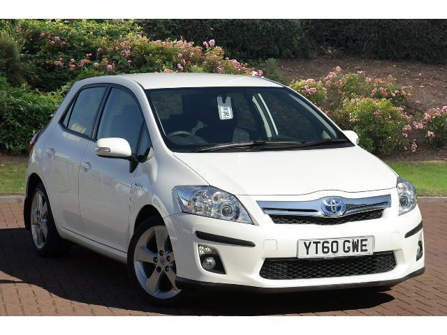 used toyota auris 1 8 vvti hybrid t4 5dr cvt auto hybrid hatchback for sale bristol street motors. Black Bedroom Furniture Sets. Home Design Ideas