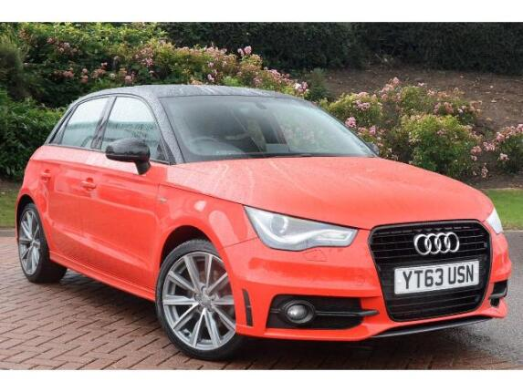 used audi a1 1 6 tdi s line style edition 5dr diesel hatchback for sale bristol street motors. Black Bedroom Furniture Sets. Home Design Ideas