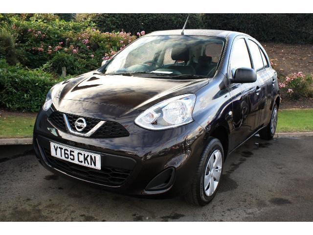used nissan micra 1 2 visia limited edition 5dr petrol. Black Bedroom Furniture Sets. Home Design Ideas