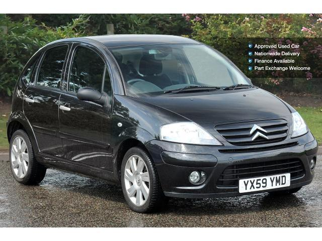 used citroen c3 1 6i 16v exclusive 5dr auto petrol hatchback for sale bristol street motors. Black Bedroom Furniture Sets. Home Design Ideas
